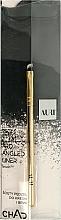 Profumi e cosmetici Pennello per sopracciglia angolato, 210 - Auri Chad Pro Angled Liner Brush