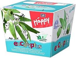 Profumi e cosmetici Salviettine universali, eucalipto - Bella Baby Happy