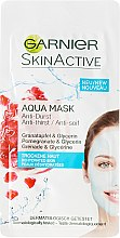 Maschera idratante - Garnier SkinActive Aqua Mask — foto N1