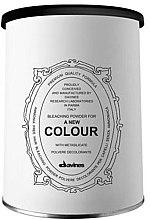 Profumi e cosmetici Cipria schiarente - Davines A New Colour Bleaching Powder