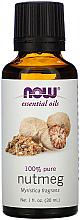 Profumi e cosmetici Olio essenziale di noce moscata - Now Foods Essential Oils 100% Pure Nutmeg