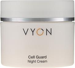 Profumi e cosmetici Crema da notte antietà - Vyon Cell Guard Cream