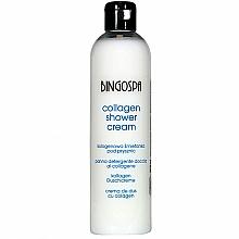 Profumi e cosmetici Crema doccia al collagene - BingoSpa