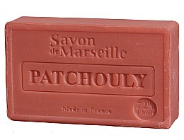 "Profumi e cosmetici Sapone naturale ""Patchouli"" - Le Chatelard 1802 Patchouli Soap"