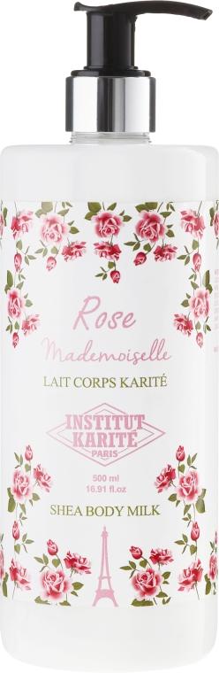 Latte corpo - Institut Karite Rose Mademoiselle Shea Body Milk — foto N3