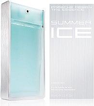 Profumi e cosmetici Porsche Design The Essence Summer Ice - Eau de toilette