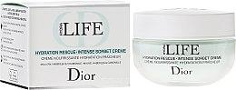 Profumi e cosmetici Crema-sorbetto viso - Dior Hydra Life Hydration Rescue Intense Sorbet Creme
