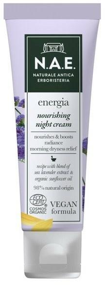 Crema viso da notte - N.A.E. Energia Nourishing Night Cream — foto N2