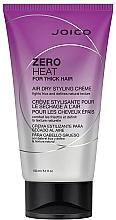 Profumi e cosmetici Crema modellante per capelli spessi - Joico Zero Heat Air Dry Creme For Thick Hair