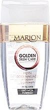 Profumi e cosmetici Lozione struccante - Marion Golden Skin Care