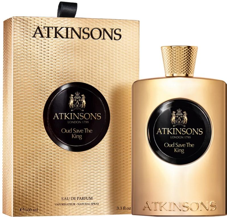 Atkinsons Oud Save The King - Eau de Parfum  — foto N1