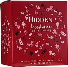 Profumi e cosmetici Britney Spears Hidden Fantasy - Eau de Parfum