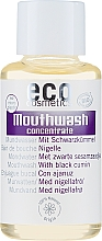 Profumi e cosmetici Collutorio concentrato con estratto di cumino nero - Eco Cosmetics Mouthwash