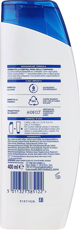 Shampoo anti forfora per cuoio capelluto sensibile - Head & Shoulders Sensitive Scalp Care — foto N4