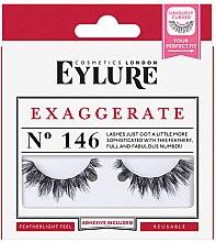 Profumi e cosmetici Ciglia finte №146 - Eylure Exagerrate