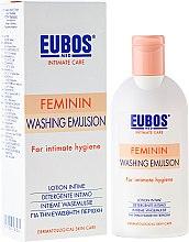 Profumi e cosmetici Emulsione per igiene intima - Eubos Med Intimate Care Feminin Washing Emulsion