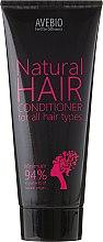 Profumi e cosmetici Balsamo capelli - Avebio Natural Hair Conditioner For All Hair Types