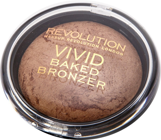Bronzer - Makeup Revolution Vivid Baked Bronzer