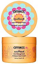Profumi e cosmetici Maschera per capelli nutriente - Amika Soulfood Nourishing Mask