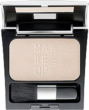 Profumi e cosmetici Illuminante compatto - Make up Factory Glow Highlighter With Shimmer Finish
