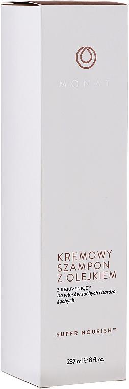 Shampoo-crema super nutriente - Monat Super Nourish Oil Cream Shampoo — foto N1