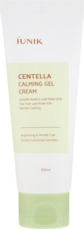 Crema-gel lenitiva con centella - IUNIK Centella Calming Gel Cream