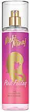 Profumi e cosmetici Nicki Minaj Pink Friday - Spray corpo