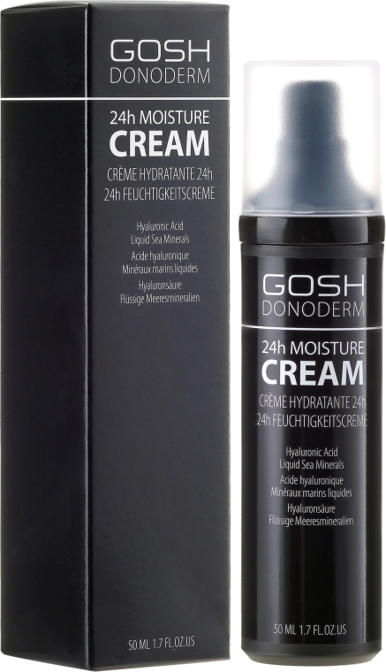 Crema anti-età per il viso - Gosh Donoderm 24h Moisture Crem