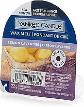 Profumi e cosmetici Cera profumata - Yankee Candle Lemon Lavender Wax Melt