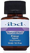 Profumi e cosmetici Primer per gel - IBD Natural Nail Primer