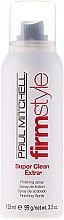 Profumi e cosmetici Lacca Fissante Forte - Paul Mitchell Firm Style Super Clean Extra