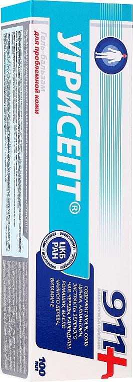 "Gel-balsamo anti-acne per pelli problematiche ""Ugrisept"" - 911"