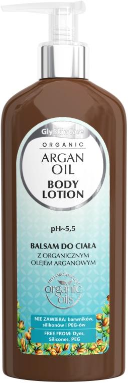 Balsamo corpo all'olio di argan - GlySkinCare Argan Oil Body Lotion