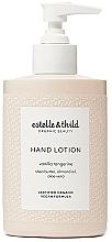 Profumi e cosmetici Lozione mani - Estelle & Thild Vanilla Tangerine Hand Lotion
