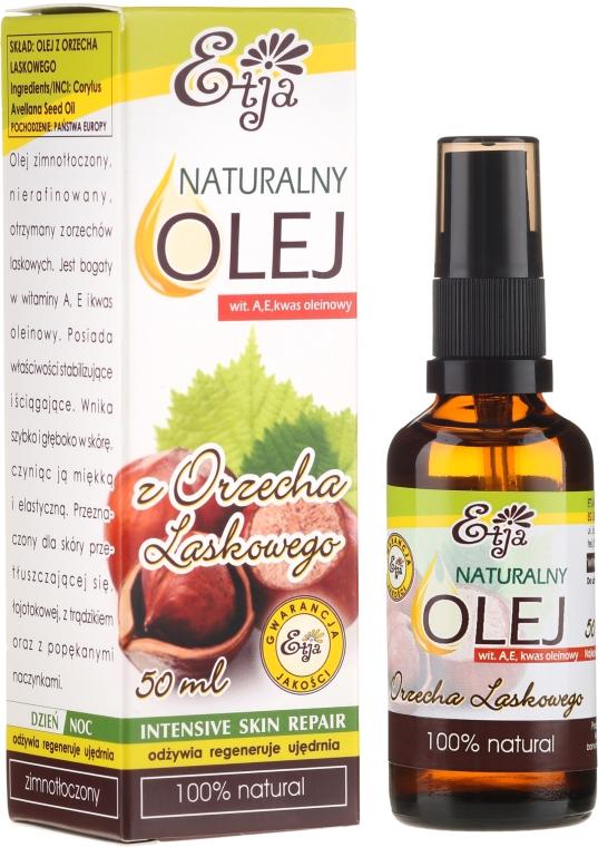 Olio naturale di nocciola - Etja Hazelnut Oil