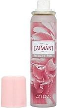 Profumi e cosmetici Coty L'Aimant Fleur De Rose - Spray per corpo