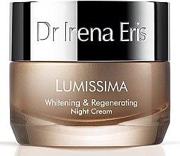 Profumi e cosmetici Crema rigenerante, da notte - Dr. Irena Eris Lumissima Whitening & Regenerating Night Cream