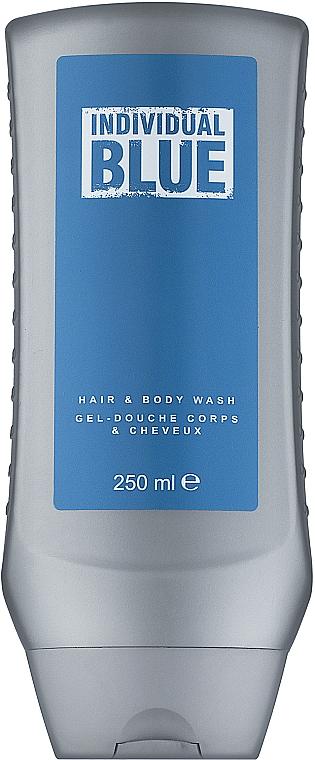 Avon Individual Blue For Him - Gel corpo e capelli — foto N1