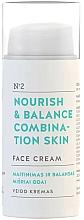 """Profumi e cosmetici Crema viso """"Nutrizione ed equilibrio"""" - You & Oil Nourish & Balance Combination Skin Face Cream"""