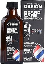 Profumi e cosmetici Shampoo per barba - Morfose Ossion Beard Care Shampoo