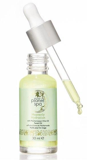 """Lozione per il viso con olio d'oliva """"Paradiso idratante"""" - Avon Planet Spa"""