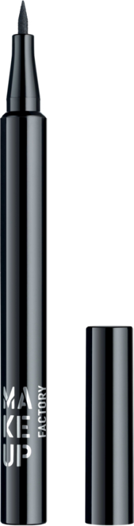 Eyeliner liquido - Make Up Factory Full Control Liquid Liner — foto N1