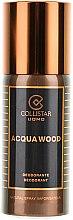 Profumi e cosmetici Deodorante - Collistar Acqua Wood Deodorant