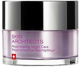 Profumi e cosmetici Crema notte rivitalizzante - Artemis of Switzerland Skin Architects Regenerating Night Care