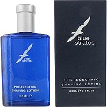 Profumi e cosmetici Parfums Bleu Blue Stratos - Lozione pre rasatura