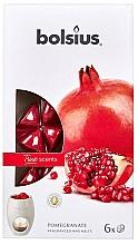 """Profumi e cosmetici Cera profumata """"Melograno"""" - Bolsius True Scents Pomegranate"""