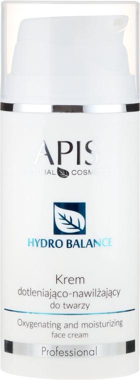 Crema viso idratante - APIS Professional Hydro Balance Oxygenating And Moisturizing Face Cream