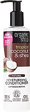 """Profumi e cosmetici Condizionante capelli """"Burro di karitè e cocco"""" - Organic Shop Coconut And Shea Conditioner"""