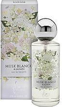 Profumi e cosmetici Saphir Parfums Flores de Saphir Musk Blanco & Jazmin - Eau de Toilette