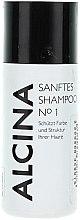 Profumi e cosmetici Shampoo delicato №1 per capelli colorati - Alcina Hare Care Sanftes Shampoo №1